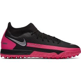 Buty piłkarskie Nike Phantom Gt Academy Df Tf CW6666 006 czarne czarne