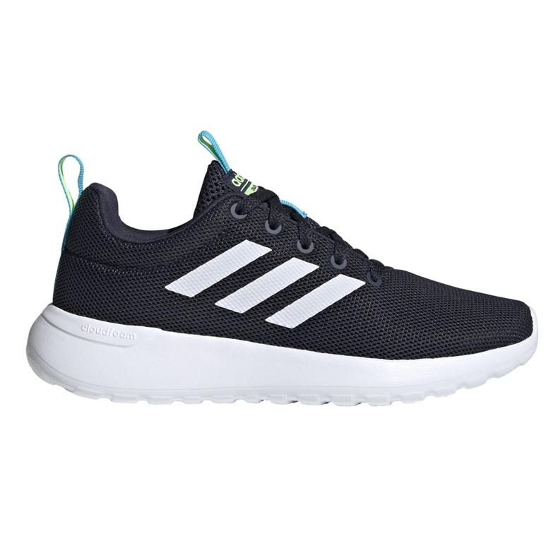 Buty dla dzieci adidas Lite Racer Cln K granatowe FV9608