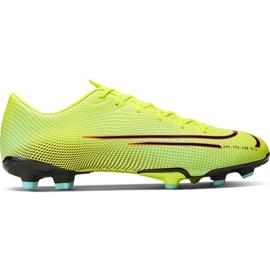 Buty piłkarskie Nike Mercurial Vapor 13 Academy Mds FG/MG CJ1292 703 żółte żółte