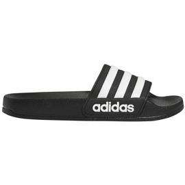 Klapki dla dzieci adidas Adilette Shower K czarne G27625