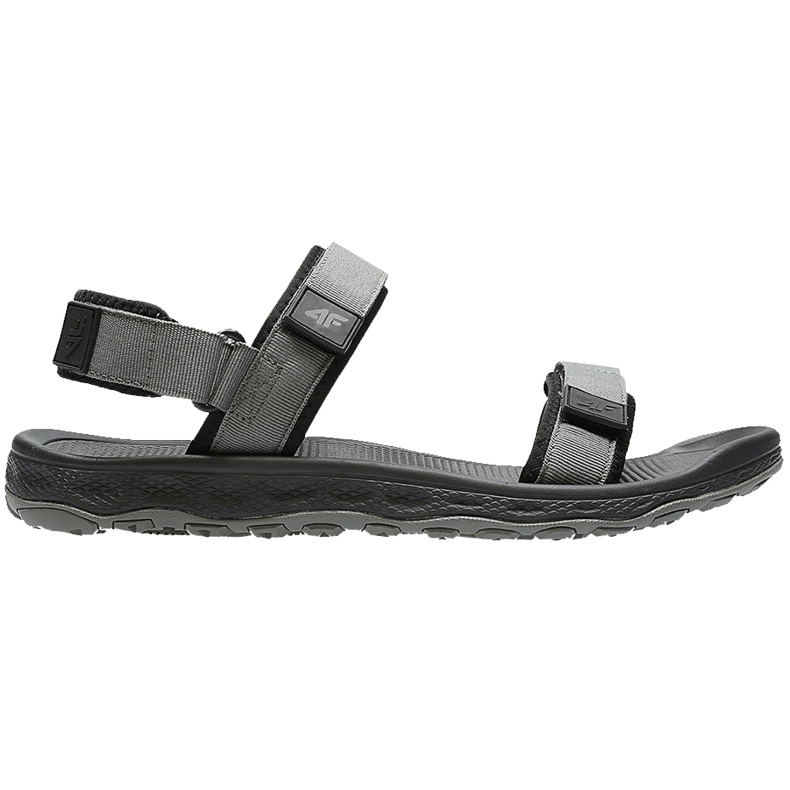 Sandały męskie 4F szare H4L20 SAM001 25S