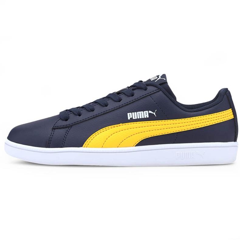 Buty dla dzieci Puma Up granatowe 373600 08