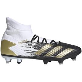 Buty piłkarskie adidas Predator 20.3 Sg FW9187 białe