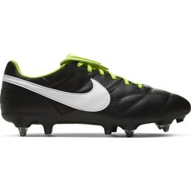 Buty piłkarskie Nike Premier Ii SG-PRO Ac 921397 017 czarne czarne