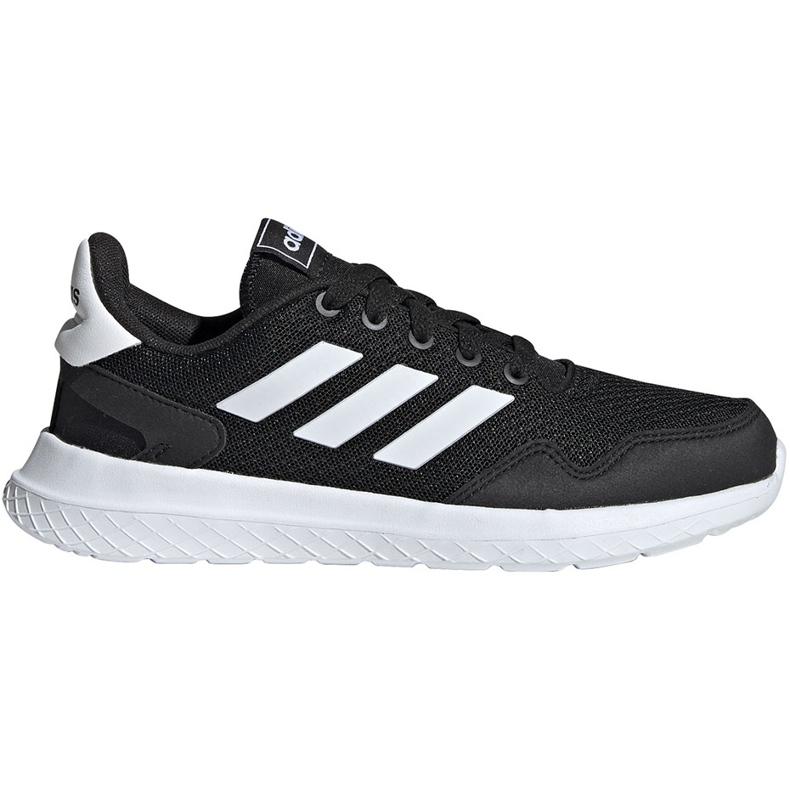 Buty dla dzieci adidas Archivo K czarne EF0532