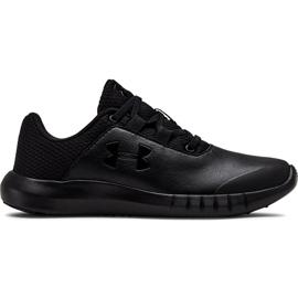Buty dla dzieci Under Armour Ps Mojo Ufm czarne 3020699 001