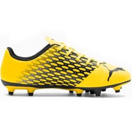 Buty piłkarskie Puma Spirit Iii Fg Junior 106070 03 żółte