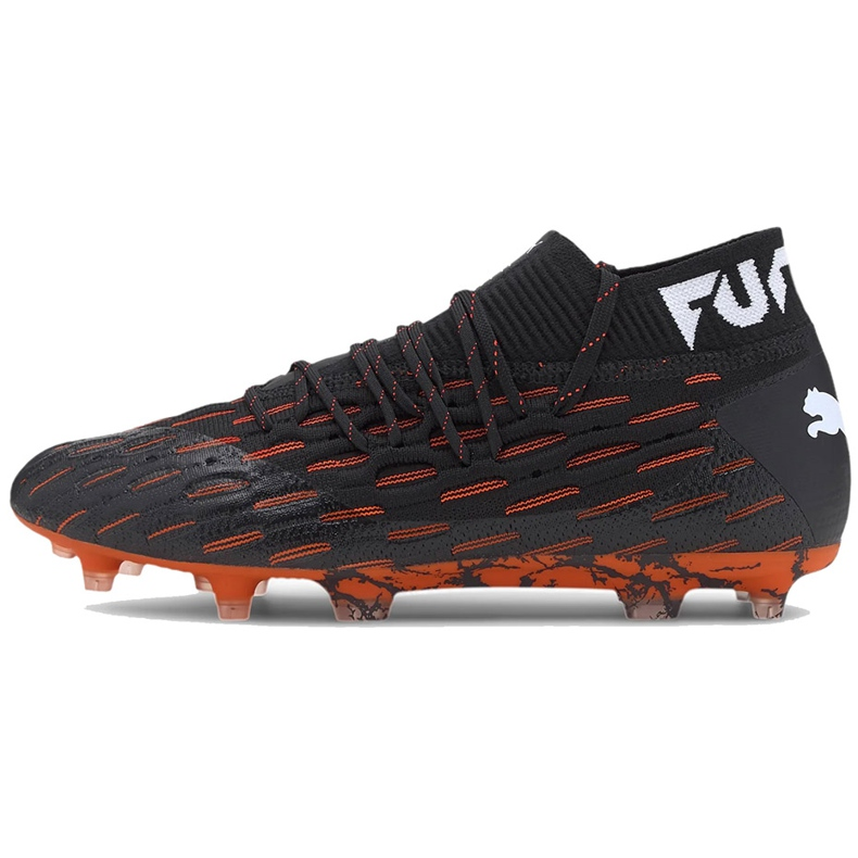 Buty piłkarskie Puma Future 6.1 Netfit Fg Ag 106179 01 czarne