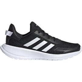 Buty dla dzieci adidas Tensaur Run K czarne EG4128