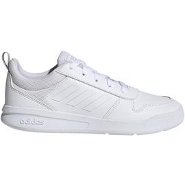 Buty dla dzieci adidas Tensaur K białe EG2554