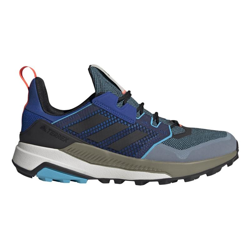 Buty męskie adidas Terrex Trailmaker niebieskie FU7236