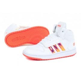 Buty adidas Hoops Mid 2.0 I FW7609 białe