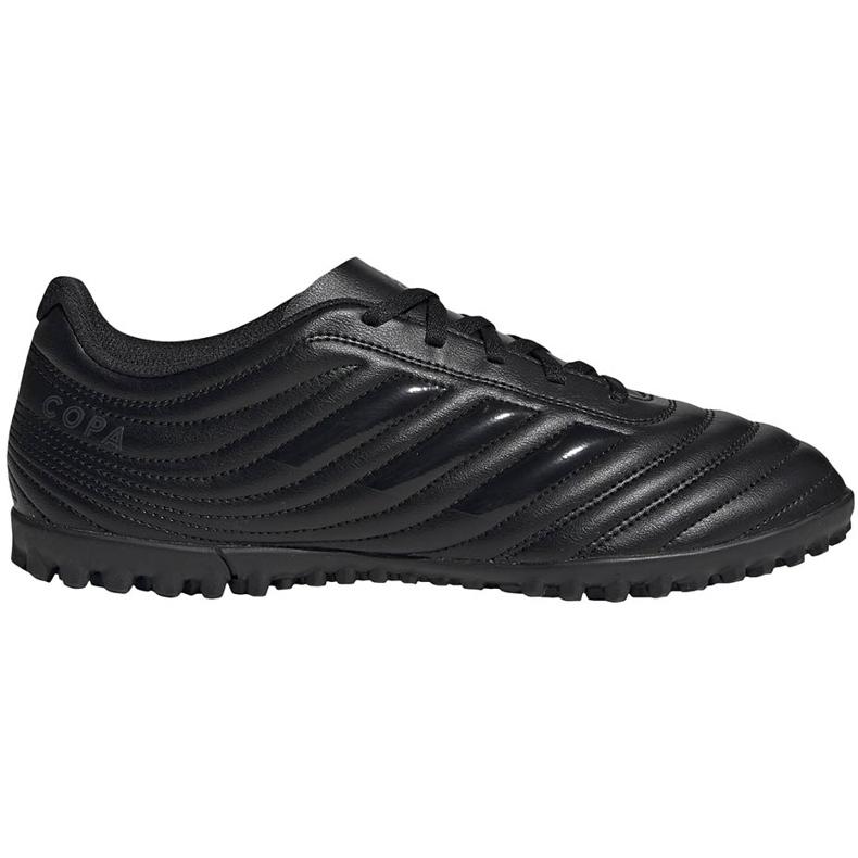 Buty piłkarskie adidas Copa 20.4 Tf G28522 czarne czarne