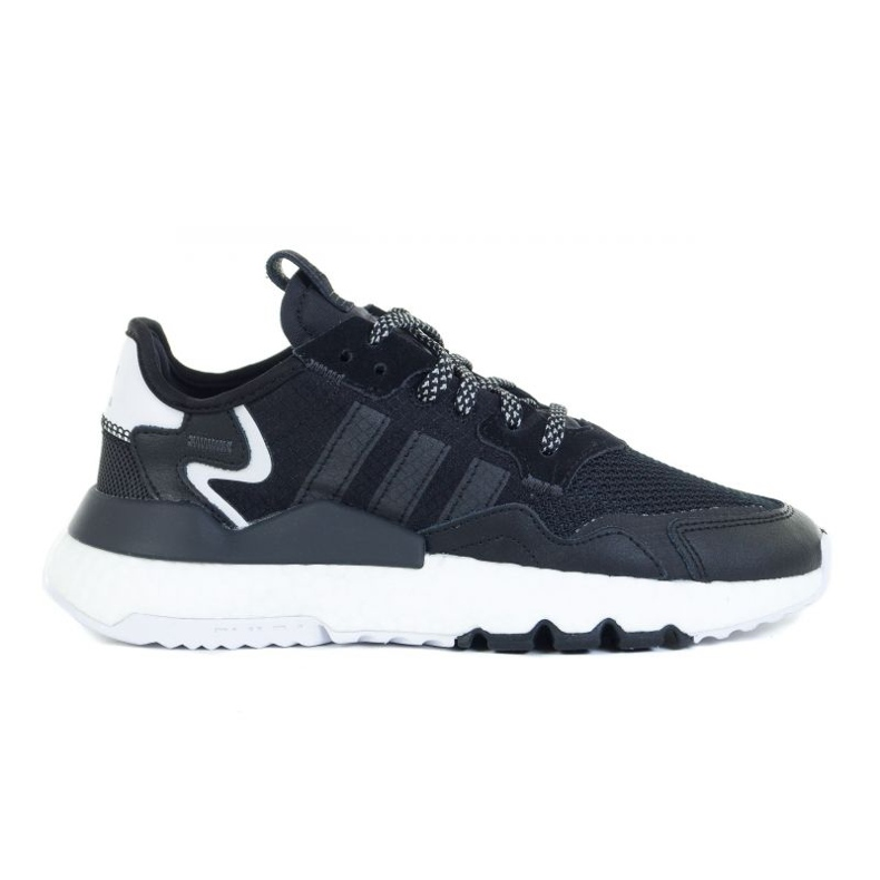 Buty adidas Nite Jogger Jr EE6481 czarne