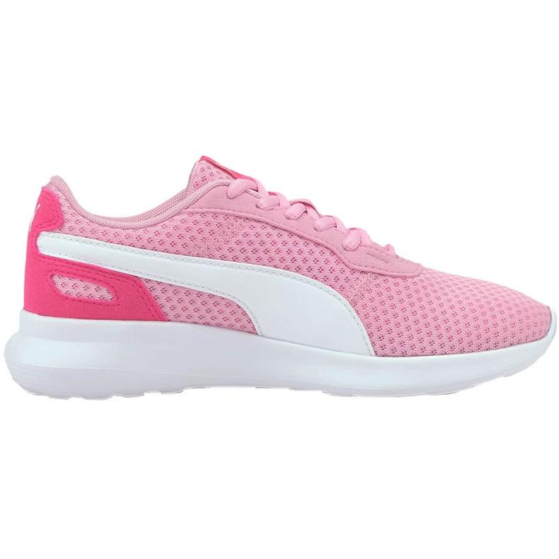 Buty dla dzieci Puma St Active Jr różowe 369069 14
