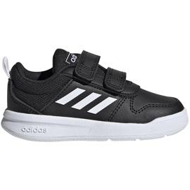 Buty dla dzieci adidas Tensaur I czarne EF1102