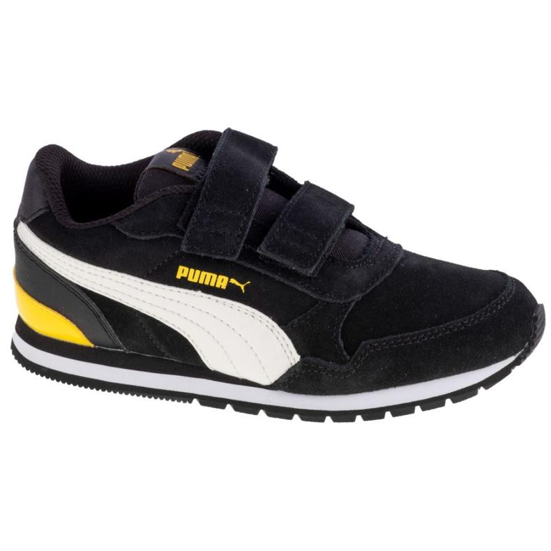 Buty Puma St Runner V2 Sd V Ps Jr 366001 08 czarne