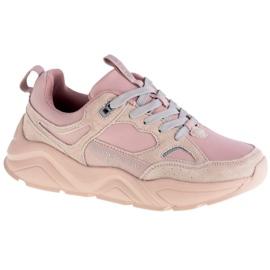 Buty Big Star Shoes W GG274655 różowe