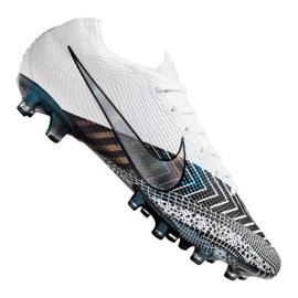 Buty piłkarskie Nike Vapor 13 Elite Mds AG-Pro M CJ1294-110 granatowy, biały, szary/srebrny białe