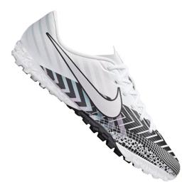 Buty piłkarskie Nike Vapor 13 Academy Mds Tf Jr CJ1178-110 wielokolorowe białe