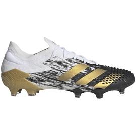 Buty piłkarskie adidas Predator Mutator 20.1 L Fg FW9182 czarne