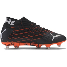 Buty piłkarskie Puma Future 6.1 Netfit MxSG 106178 01 czarne