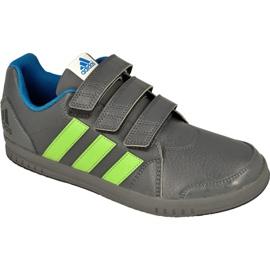 Buty adidas Lk Trainer 7 Cf Jr AQ3713 granatowe