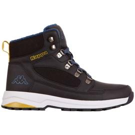 Buty męskie Kappa Sigbo czarno-niebieskie 242890 1164 czarne