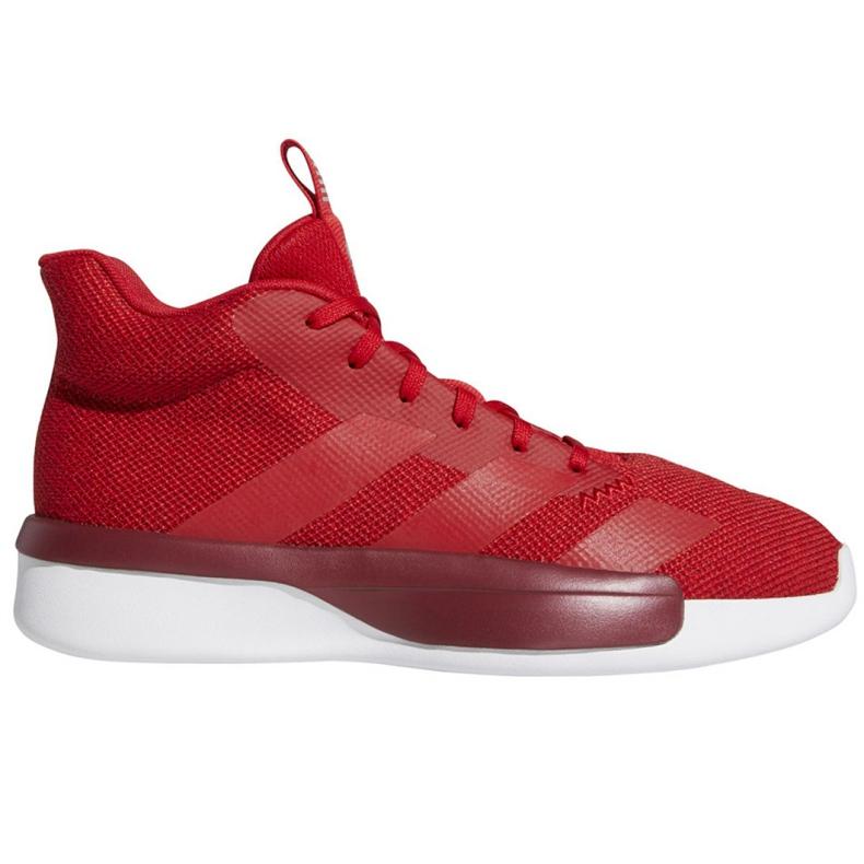 Buty do koszykówki adidas Pro Next 2019 M EH1967 czerwone czerwone
