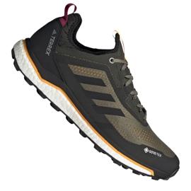 Buty adidas Terrex Agravic Flow Gtx M FU7450 wielokolorowe wielokolorowe zielone