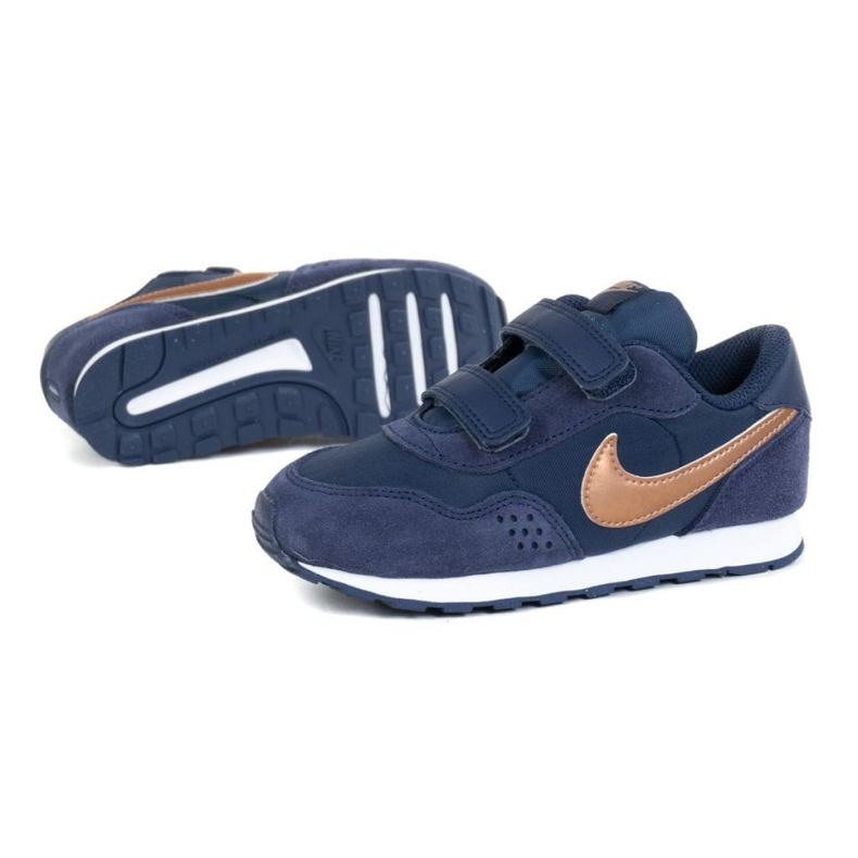 Buty Nike Md Valinat (TDV) K CN8560-401 niebieskie