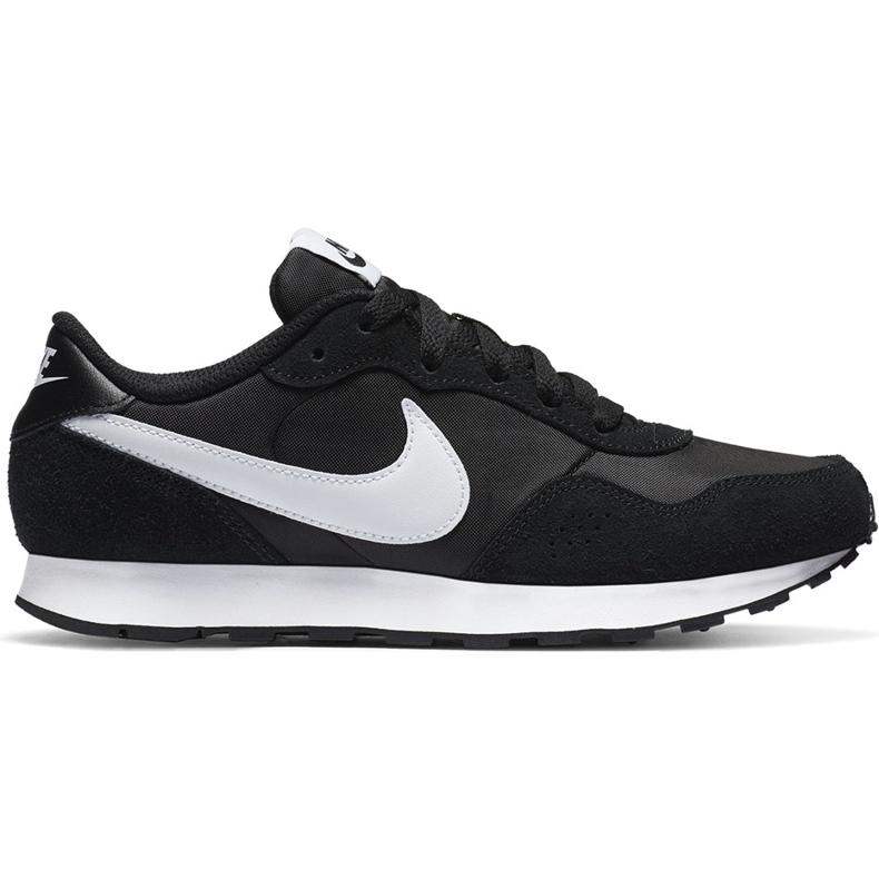 Buty dla dzieci Nike Md Valiant Gs czarne CN8558 002
