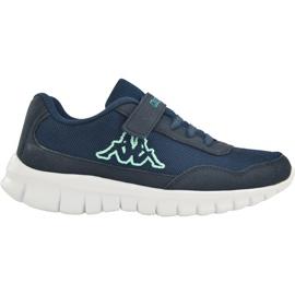 Buty dla dzieci Kappa Follow K granatowe 260604K 6737