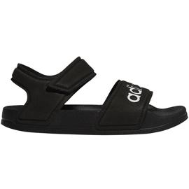 Sandały dla dzieci adidas Adilette Sandal K czarne G26879