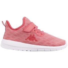 Buty dla dzieci Kappa Gizeh różowe 260597K 7210