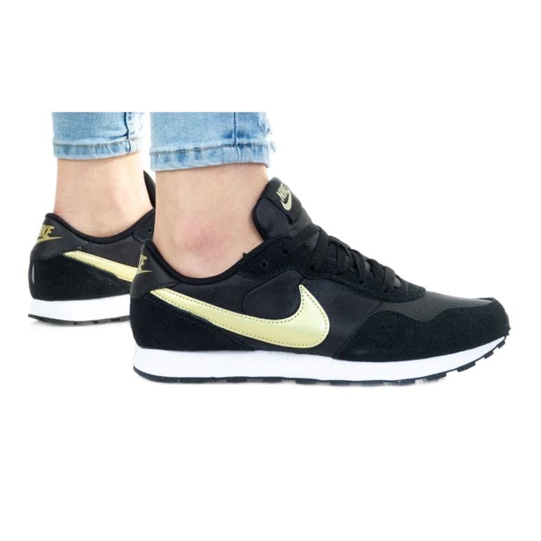 Buty Nike Md Valiant (S) Jr CN8558-009 czarne granatowe