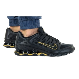 Buty Nike Reax 8 Tr Mesh M 621716-020 czarne żółte