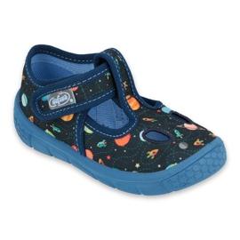 Befado  obuwie dziecięce  533P011 granatowe
