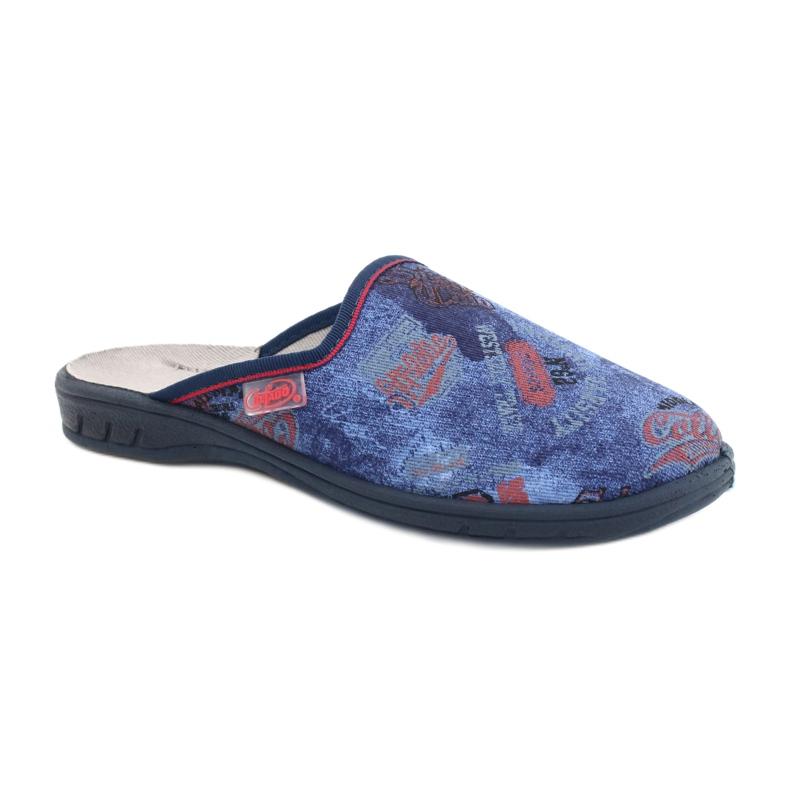 Befado kolorowe obuwie dziecięce     707Y415