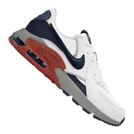 Buty Nike Air Max Excee M CD4165-106 białe granatowe