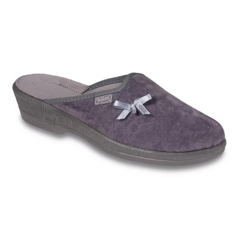 Befado obuwie damskie pu 219D454 szare