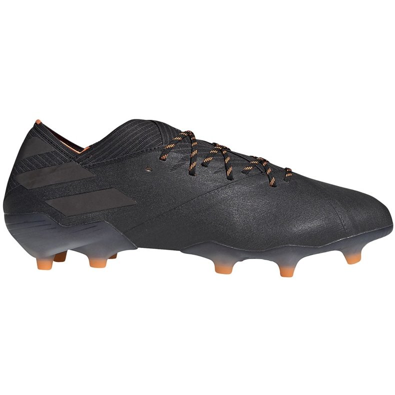 Buty piłkarskie adidas Nemeziz 19.1 Fg EH0830 czarne czarne