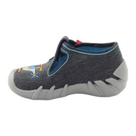 Befado obuwie dziecięce kapcie 110p307 2