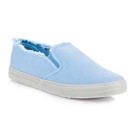 Seastar Niebieskie Slipony 1
