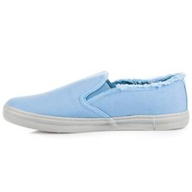 Seastar Niebieskie Slipony 2