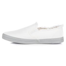 Seastar Białe Slipony 3