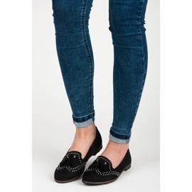 Seastar Stylowe obuwie na wiosnę czarne 4
