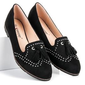 Seastar Stylowe obuwie na wiosnę czarne 3