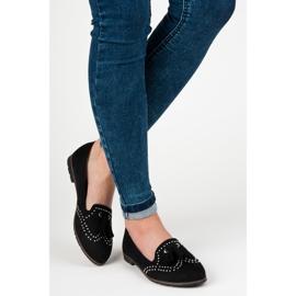 Seastar Stylowe obuwie na wiosnę czarne 5