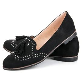 Seastar Stylowe obuwie na wiosnę czarne 2